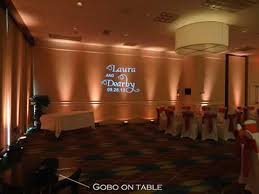 Wedding Gobo Templates Monogram Lighting With Free Shipping Nationwide For Weddings And