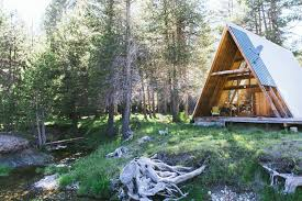aframe homes 11 alluring a frame homes you can rent right now dwell