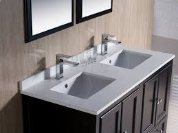 Double Basin Vanity 48