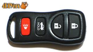 diy nissan keyless remote battery replacement u0026 disassembly youtube