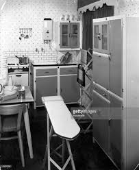 1950 Kitchen Furniture by 1950 U0027s Kitchen Pictures Getty Images
