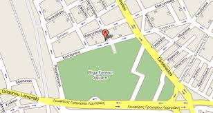 volos map luxury 4 hotel volos palace magnesia greece location of