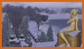 sims 3 holiday lights inspiring community the sims image of hanging holiday lights seasons