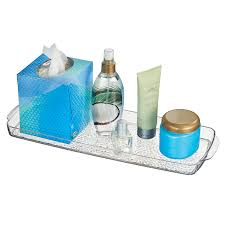 Bathroom Countertop Organizer by Bathroom Large Dog Indoor Potty Toilet Tank Tray Clear