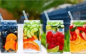 membuat infused water sendiri praktis membuat infused water