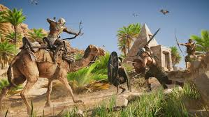 Assassin S Creed Black Flag Gameplay Assassin U0027s Creed Origins Ps4 Pro Gameplay Und Screenshots Ohne Hud