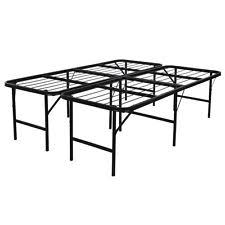 steel bed frame ebay