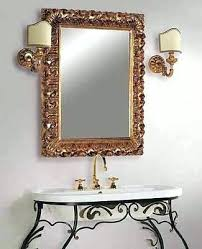 mirror frame decorating ideas how to decorate a mirror bombilo info