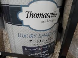 Costco Carpet Runners by Thomasville Luxury Shag Rug