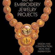 bead embroidery in beading and jewelry making beadage
