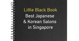 japanese and korean hair salons in singapore