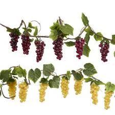 glitter grape ornaments 2 assorted kurt s adler