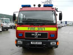 fire engine hire terberg uk fire and rescue division