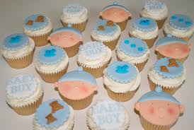 baby shower cupcakes whitchurch on thames oxfordshire pangbourne