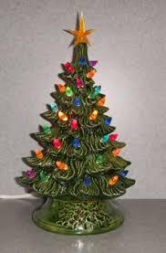 ceramic light up christmas tree gingerbread gumdrop christmas tree ceramic lights up by ragdoll722