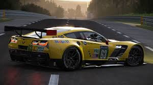 corvette project cars project cars us race car pack on ps4 official playstation store uk