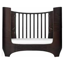 Crib Convertible by Tulip Leander Crib Conversion Kit In Walnut Free Shipping