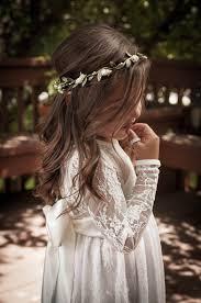 Girls Favourite Flowers - lace flower dress girls lace maxi girls rustic dress
