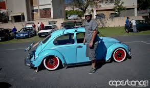 baby blue volkswagen beetle cape stance vw spring stance