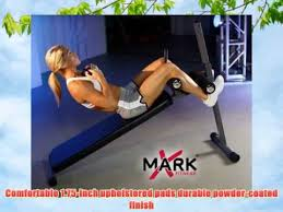 Cap Barbell Fitness Fid Bench Best Fitness Bffid10 Fid Bench Youtube