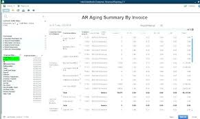 aging report template invoice aging report 3 run date is 1 invoice outstanding invoice