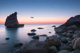 l amaca repubblica il letto pi禮 bello mondo dorme nell amaca sospesa sul mare