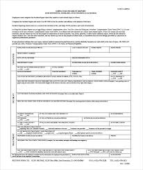 sample hr report hr weekly status report template pdf printable