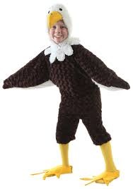 Big Bird Halloween Costumes Child Eagle Costume