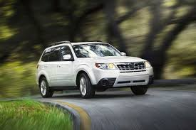 pre owned 2009 to 2013 subaru forester