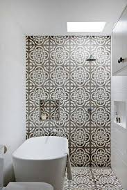 Moroccan Tile Bathroom 70 Best Tiles Images On Pinterest Tiles Cement Tiles And Blue Tiles