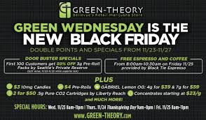black friday specials green theory