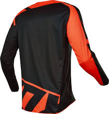 fox motocross gear combos 2017 fox race 180 hc motocross jersey orange 1stmx co uk