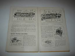 buy vintage1947 lionel trains instruction manual for assembling
