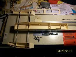 wooden sponson race boat kit 495mm