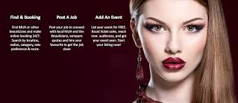 Jobs For Makeup Artists Official Circle For Makeup Artist U0026 Beauticians Find And Booking