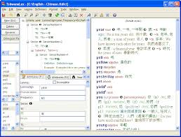 tshwanedje software tlex lexicography terminology and corpus