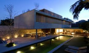 collection modern concrete block house plans photos best image