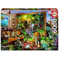 dans la chambre acheter des educa puzzels bon marché vaste choix puzzles123
