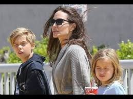 jolie pitt 11 year old daughter is starting her transition to be a
