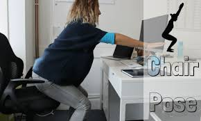 Desk Yoga Poses 10 Desk Yoga Poses For Office Workers In Need Of Relaxation