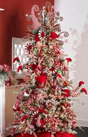 candy cane christmas tree what a clever item you could also add