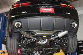2010 camaro borla exhaust borla cat back exhaust for camaro ss s type touring