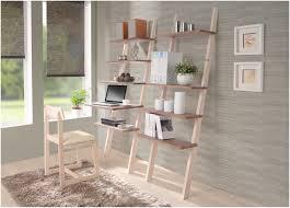 Industrial Bookcase With Ladder by Shelf Ladders Langria 4 Tier Shelves Ladder Bookcase Skinny Ladder
