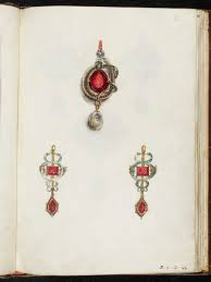 designs for jewellery by arnold lulls lulls arnold v u0026a search