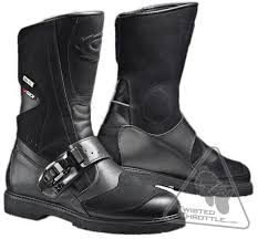 men s motorcycle boots sidi canyon gore tex men s waterproof motorcycle boot