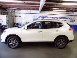 purple nissan rogue 2016 used nissan rogue rogue sl premium awd at automotive search