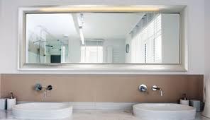 Beachy Bathroom Mirrors by Custom Size Mirrors Bathrooms Kavitharia Com
