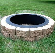 Diy Gas Firepit Patio Ideas Building A Small Backyard Pit Building A