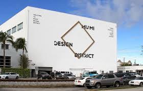 miami art scene the miami design district