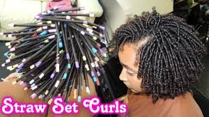 african american natural hair colorist atlanta ga 561 straw set on natural hair style demo thegriynthumb salon